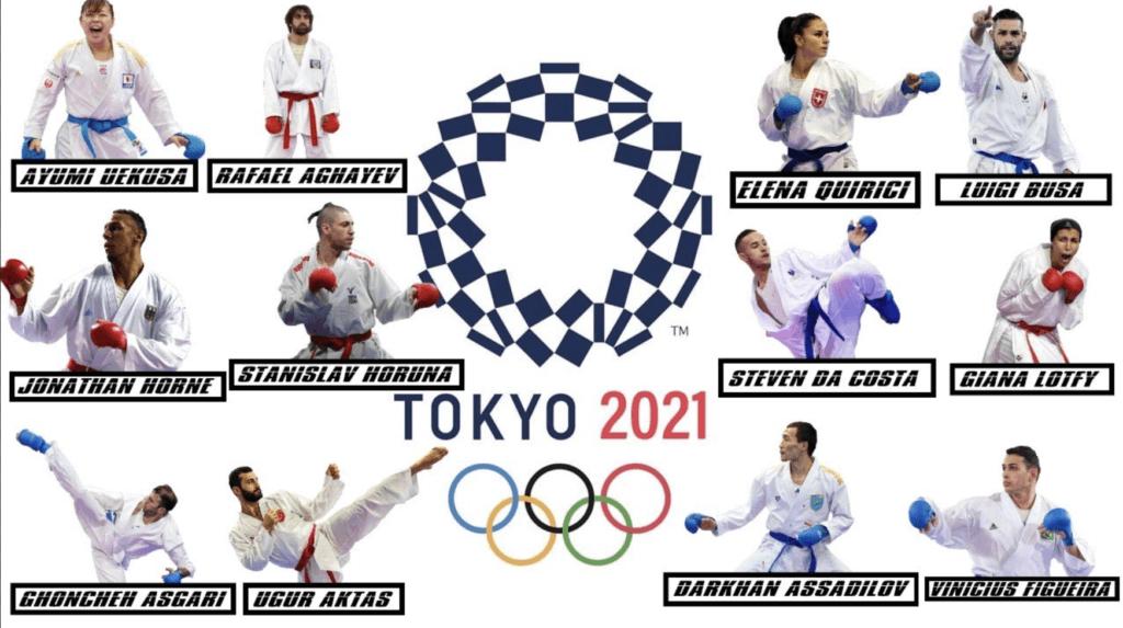 karate tokyo アイコン